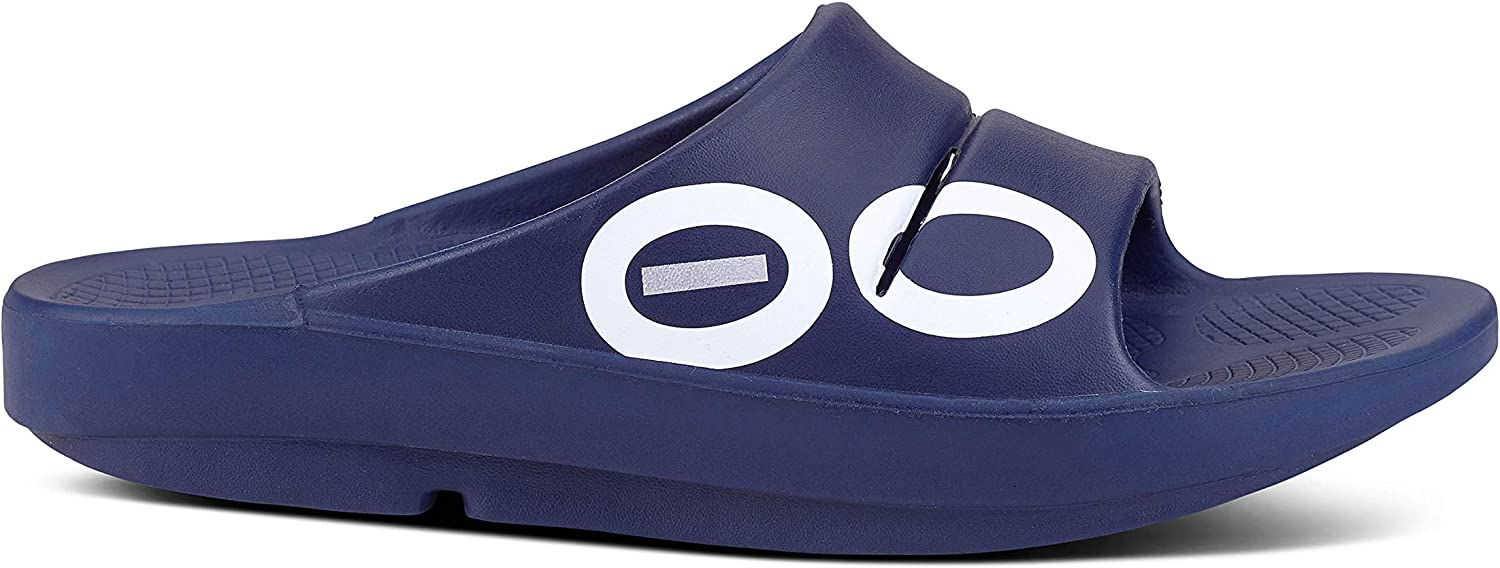 Post Exercise Active Sport Recovery Slide Sandal Unisex OOahh OOFOS