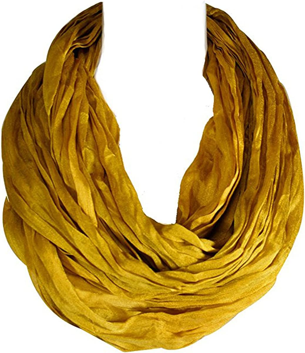 Wrapables San Max 72% OFF Francisco Mall Soft and Silky Scarf Infinity