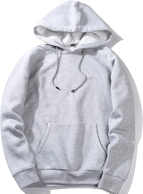 LEIYAN Mens Bodybuilding Hooded Sweatshirts Summer Long Sleeve Drawstring Solid Sports Gym Workout Tee Shirts