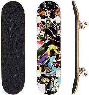 YUEBO Skateboard 31