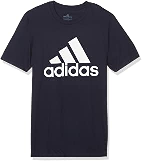 adidas Men's Standard Basic Badge of Sport Long Sleeve Tee