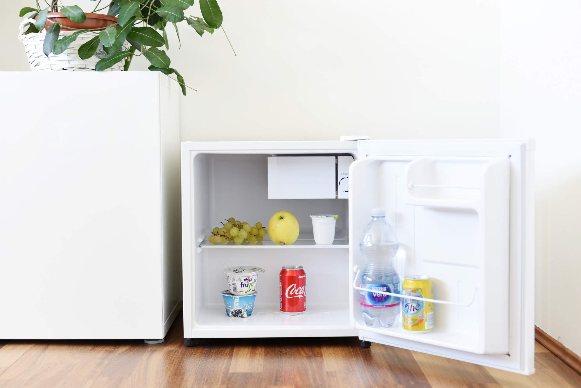 Melchioni ARTIC47LT Mini frigorífico con congelador, Minibar ...