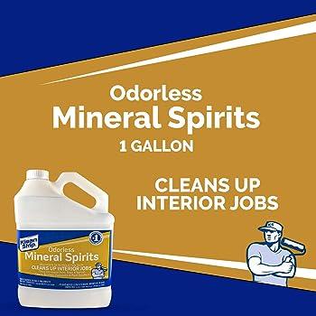 Klean-Strip GKSP94214 Odorless Mineral Spirits, 1-Gallon