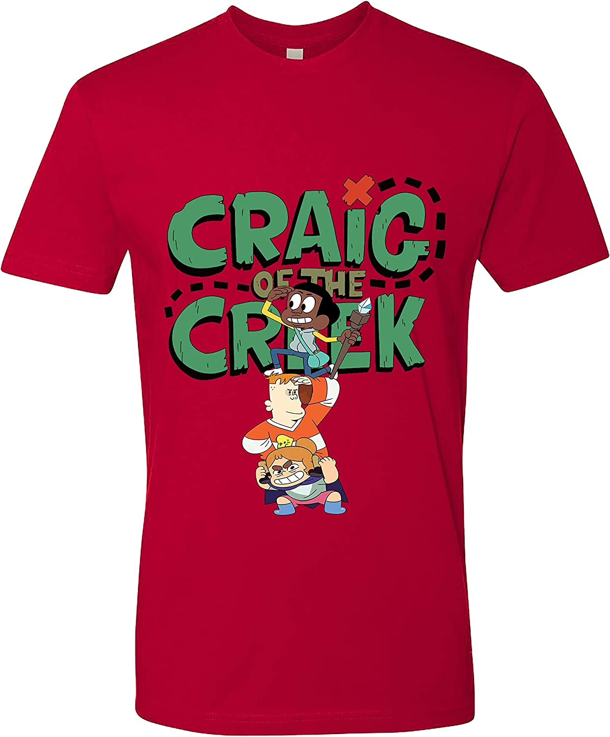 Craig of The Sale price Creek TV OFFicial Show Adult New T-Shirt Appa Unisex Stylish