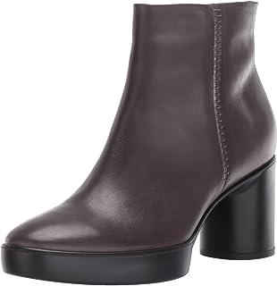 ECCO Women's Shape Sculpted Motion 55 Ankle Boot, Wild Dove, 41 M EU (10-10.5 US)
