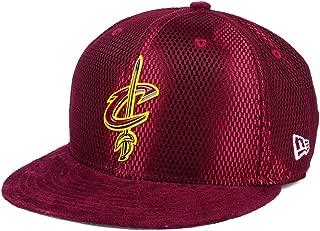 Cleveland Cavaliers Adjustable Snapback Hat 9Fifty NBA Basketball Straight Brim Baseball Cap