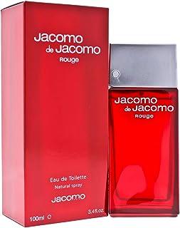 Jacomo De Jacomo Rouge by Jacomo - perfume for men - Eau de Toilette, 100ml
