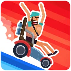 Crazy rag doll physics 10 famous characters facing sick tracks and deadly obstacles! dozens of vehicles - you get to sit behind the wheel of a car, bike, motorcycle, tractor, scooter, and even spaceship! 20 level packs Single player mode - try to rea...