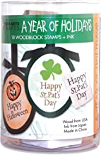 Best happy holidays ink stamp Reviews