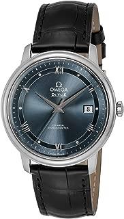 [オメガ] 腕時計 Devil ブルー文字盤 コーアクシャル自動巻 424.13.40.20.03.002 メンズ 並行輸入品 ブラック