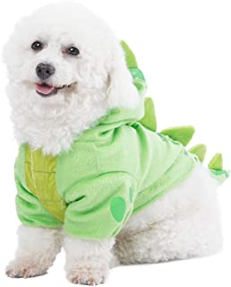 Spooktacular Creations Halloween Dinosaur pet Costume for Pet Dog