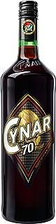 Cynar 70 High Proof Liquore Amaro a Base di Erbe con Sentore di Frutta Secca, 35% Vol, Bottiglia in Vetro da 1 L