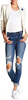 J Brand Maria High Rise Distressed Skinny Jeans, Definition, 28