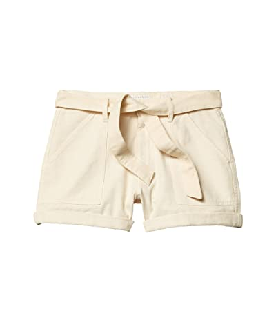 Lucky Brand Mid-Rise Cargo Shorts (Birch) Women