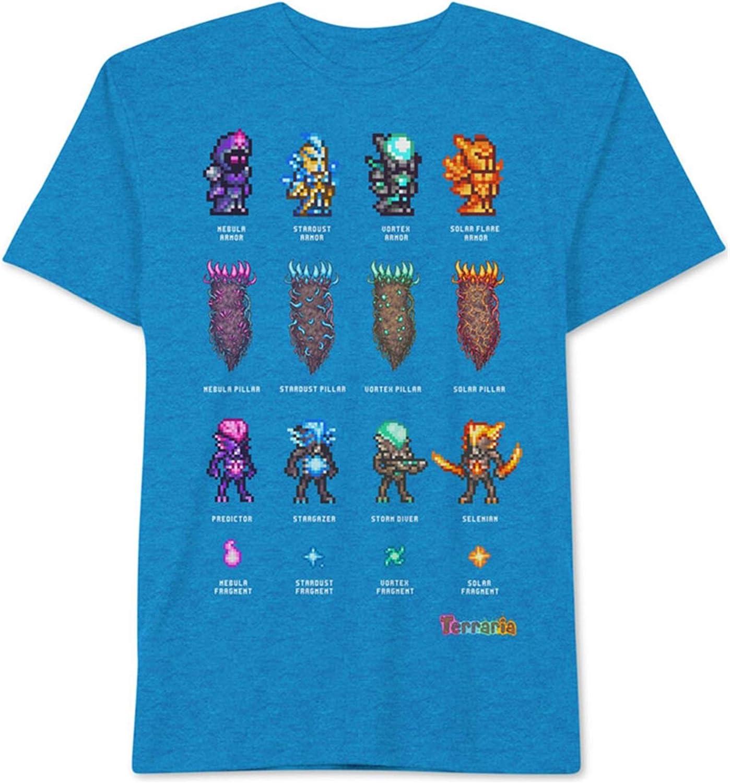 TERRARIA  T Shirt