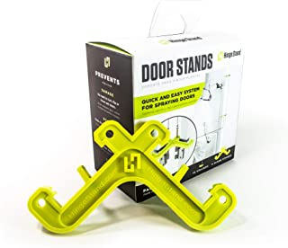 Hinge Stand Kit for Painting and Spraying Doors | Reusable Door Stand | for Professional Painters, Contractors, Homeowners and DIY | Holds up to 8 Doors