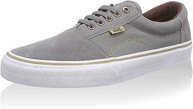 Vans Rowley Solos (Medium Grey/Brown) Mens Skate Shoes