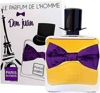 El perfume de hombre Don Juan Perfume de 100 ml para hombre Paris Elysees