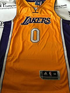 nick young lakers jersey