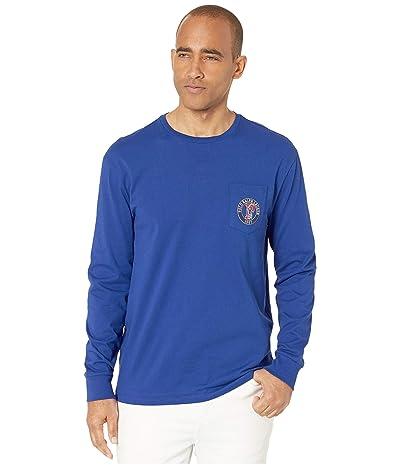 Polo Ralph Lauren Classic Fit Graphic T-Shirt (Blue) Men