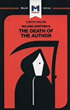 Best barthes death of an author Reviews