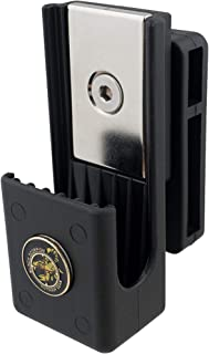 Black Scorpion Gear Competition Magnetic Magazine Pouch USPSA Approved fits 2011 Magazines