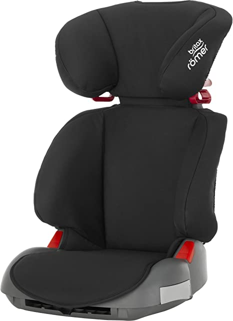 Britax Römer ADVENTURE Group 2-3 (15-36kg) Car Seat - Cosmos Black: image