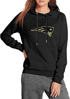 Heart Wolf Sweatshirts for Women Soft Pullover Long Sleeve Hoodie
