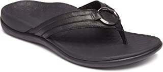 Women's Tide Aloe Toe-Post Sandal - Ladies Flip- Flop with Concealed Orthotic Arch Support