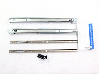 حامل حامل تثبيت ثابت 1U C597M R210 R310 R415 2/4 بوست 1U من ديل