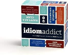 board game idioms