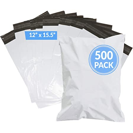 1000 12x15.5~25 19x24 ~ Poly Mailers Envelopes Bags Plastic Shipping Bag