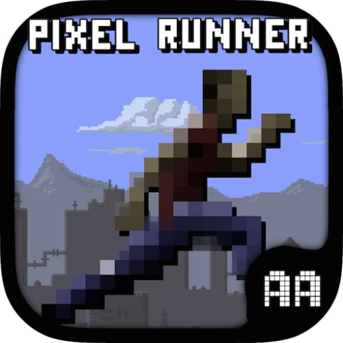 Pixel Runner - Endless Arcade Survival Running Game (Kindle Tablet & Kindle Fire Phone Mobile Edition)
