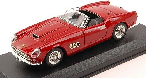 nueva marca Art Model AM0077 Ferrari 250 250 250 California '58 rojo 1 43 MODELLINO Die Cast Model Compatible con  alto descuento