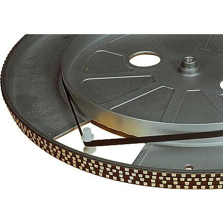 perfk Ersatz Plattenspieler Belt Zahnriemen Antriebsriemen V G/ürtel f/ür HP DesignJet 230 430 700 A1 C4705-60082