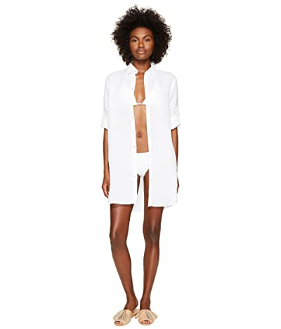 Vilebrequin Linen Shirt Fragance (White) Women