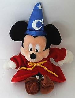 Walt Disney World Scorcerer Mickey Mouse Plush Bean Bag