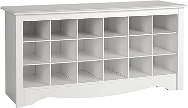 Best prepac shoe storage cubbie bench Reviews
