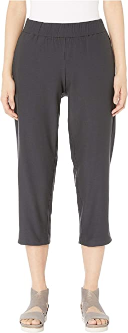 c28ba4b74ac31a Graphite. 7. Eileen Fisher. Lightweight Washable Stretch Crepe Tapered Ankle  Pants
