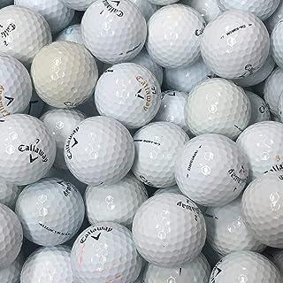 Bランク キャロウェイ (Callaway) 混合 ホワイト系 50球 ロストボール 【ECOボール】