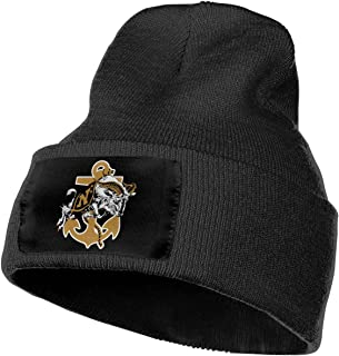 0db07359ef4 United States Naval Academy Unisex Adult Beanie Cap Knitted Hats Winter  Outdoor Fashion Slouchy Warm Caps