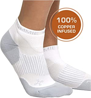 Tommie Copper Women's Performance Compression Ankle Socks
