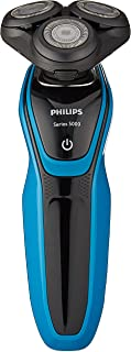 フィリップス 5000シリーズ メンズ 電気シェーバー 27枚刃 回転式 お風呂剃り & 丸洗い可 S5050/05