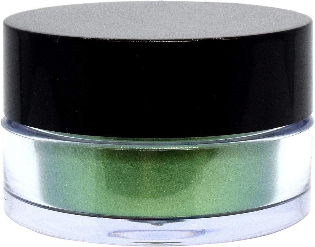 断言するロッドベンチ三善 プチカラー 高発色 アイシャドウ パール col:11 グリーン系