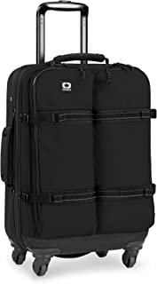 ALPHA Convoy 4-Wheel Spinner Carry-on Travel Bag