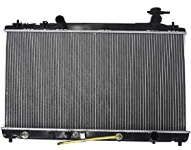 labwork 2917 Radiator for Toyota Camry 2007 2008 2009 2010 2011 L4 2.5L