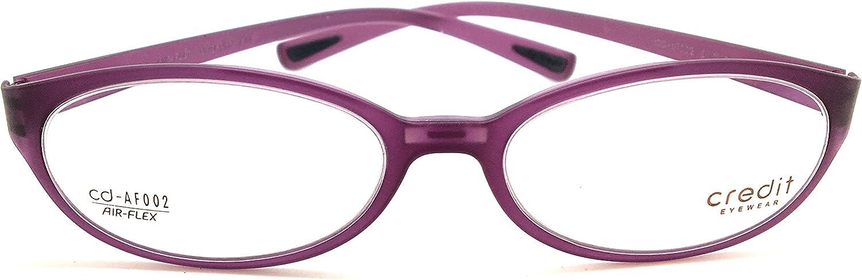 Air Flex Eye Glasses Frame Super Light, Flexible Prescription Frame CdAF002 C6