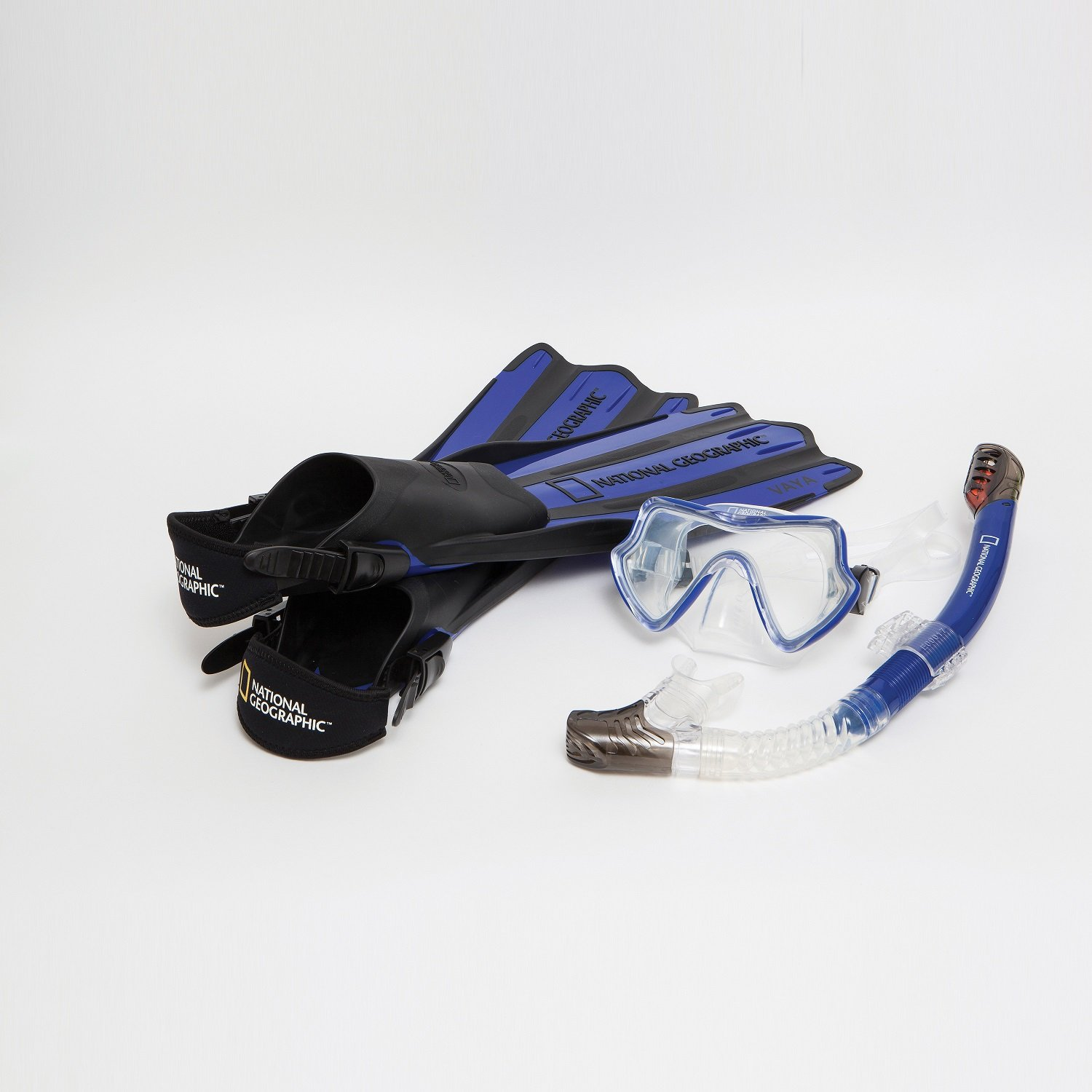 National Geographic Snorkeler Fin Set