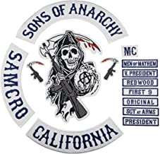 Best sons of anarchy patch set Reviews