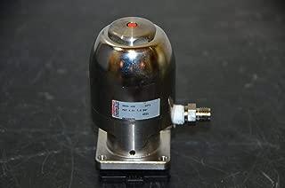 labtechsales Gemu 9650 10D Stainless Steel Pneumatic Diaphragm Valve Actuator 88206609